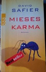 David Safier: Mieses Karma Taschenbuch RoRoRo