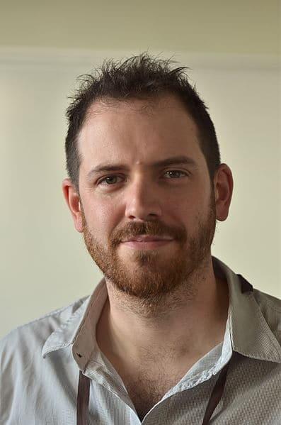 Joe Abercrombie (Autorenporträt)