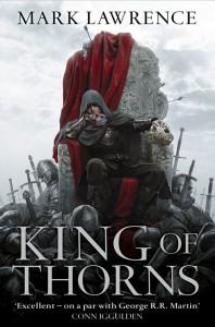 King of Thorns Englischer Hardcover (Erstausgabe) von 2012