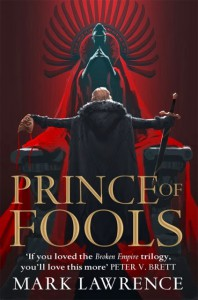 Prince Of Fools UK-Hardcover (ET: Juni 2014)