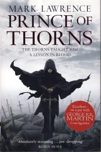 Prince of Thorns Englischer Hardcover (Erstausgabe) von 2011