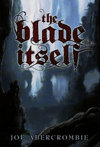Joe Abercrombie: The Blade Itself Subterranean Press (2010)