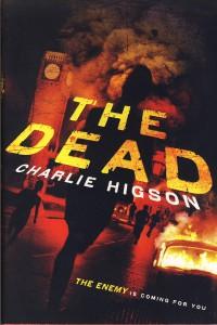 The Dead US-Hardcoverausgabe mit schwarzem Buchschnitt