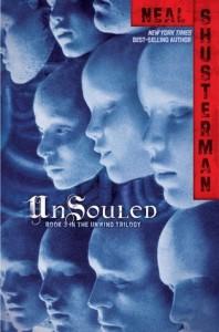Englische Hardcoverausgabe von Unsouled (3. Teil)