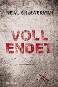 Deutsche Ausgabe des ersten Bandes der Reihe (engl.: Unwind)