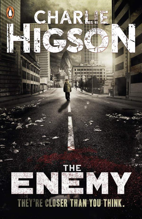 Charlie Higson: The Enemy Aktuelle UK-Taschenbuchausgabe
