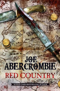 Joe Abercrombie: Red Country Hardcover-Erstausgabe Gollancz (18. Oktober 2012)