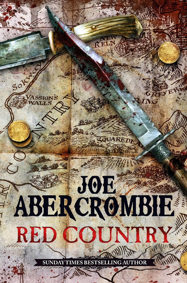 Red Country (Blutklingen), Harcover, Gollancz, 2012