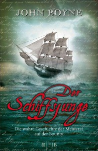 John Boyne Der Schiffsjunge Deutscher Hardcover