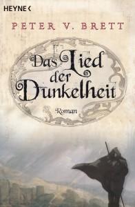 Das Lied der Dunkelheit Deutsche (broschürte) Taschenbuchausgabe