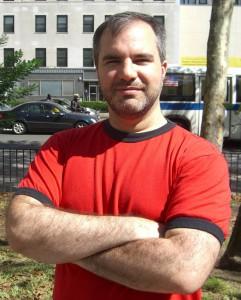 Peter V. Brett (2009)