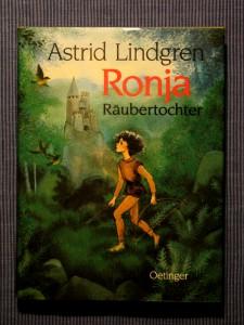 Ronja Räubertochter Deutsche Erstausgabe Hardcover