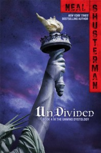 Neal Shusterman: UnDivided UK-Hardcover Simon & Schuster (2014)