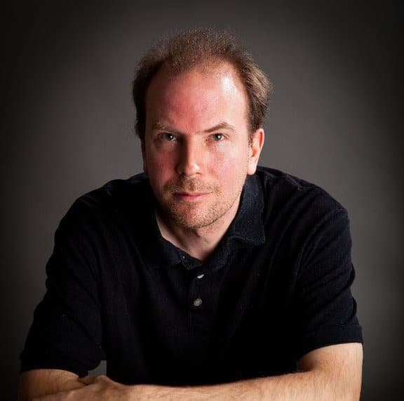 Mark Lawrence (Autorenporträt)