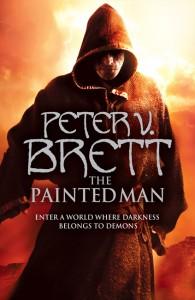 The Painted Man UK Hardcover und Taschenbuchausgabe