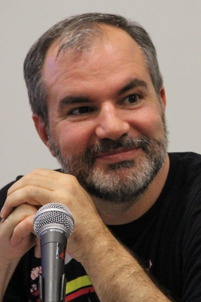 Peter V. Brett LONCON 3 (August 2014)
