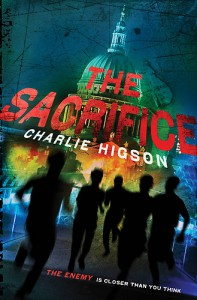Charlie Higson The Sacrifice US-Hardcover