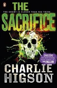 The Sacrifice Ältere englische Taschenbuchausgabe