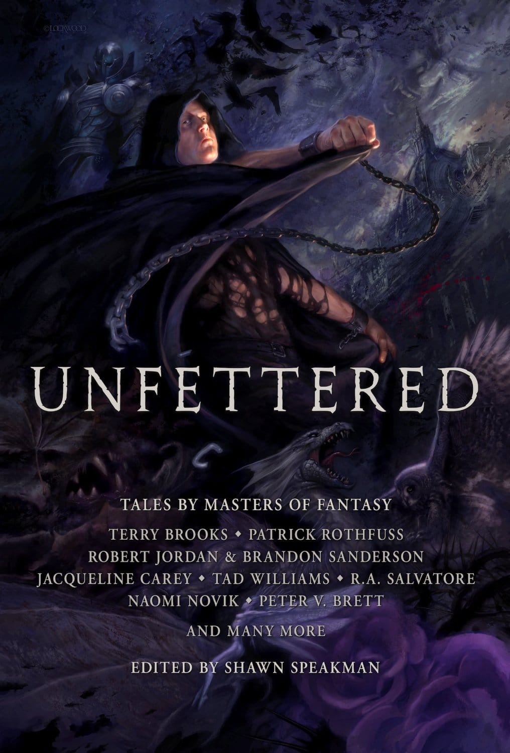 Unfettered Anthology Grim Oak Press (2012)