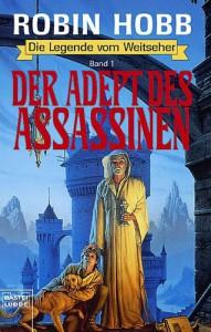 Der Adept des Assassinen gehört zu den besten 30 Fantasy-Buchreihen