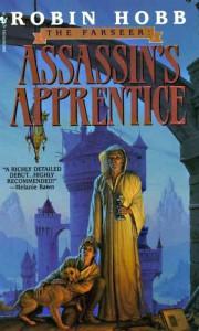 Robin Hobb: Assassin's Apprentice Englische Taschenbuchausgabe