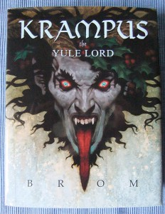 Krampus the Yule Lord Englischer Hardcover (2012)