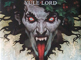 Erstausgabe: Krampus the Yule Lord (signiert)