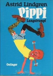 Astrid Lindgren: Pippi Langstrumpf Deutscher Hardcover