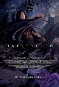 Unfettered Anthology Hardcover