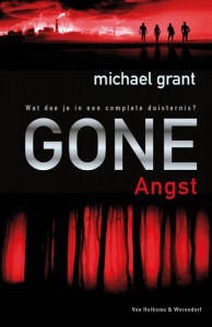 Gone: Angst Niederländische Ausgabe