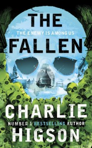Charlie Higson: The Fallen UK-Hardcover (Penguin Books)