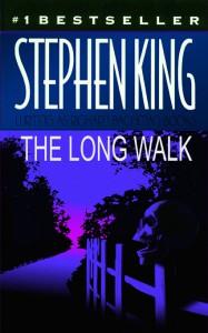 Stephen King: The Long Walk Englische Taschenbuchausgabe