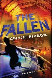 Charlie Higson: The Fallen US-Hardcover (Hyperion) ab Sommer 2014 erhältlich
