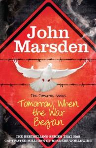 John Marsden: Tomorrow, When the War Began Englische Taschenbuchausgabe (eine von vielen)