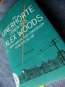 Gavin Extence: Das unerhörte Leben des Alex Woods Dt. Hardcover (2014)