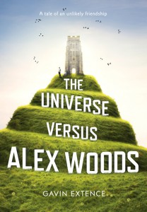 Gavin Extence: The Universe Versus Alex Woods UK-Hardcover
