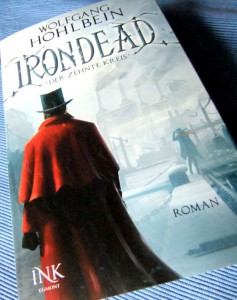 Wolfgang Hohlbein: Irondead Egmont INK (2014)