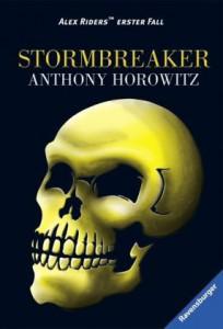 Anthony Horowitz: Stormbreaker Deutsche Taschenbuchausgabe Ravensburger Verlag