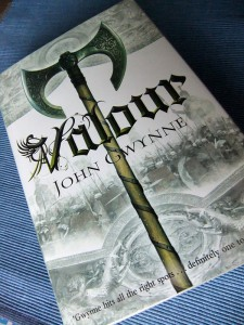 John Gwynne: Valour Book 2 of The Faithful and The Fallen (2014)