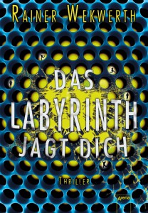 Rainer Wekwerth: Das Labyrinth jagt dich (Arena Verlag 2013)
