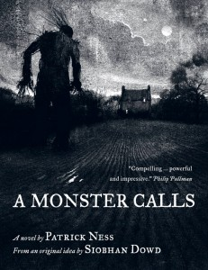 Patrick Ness/Siobhan Dowd: A Monster Calls