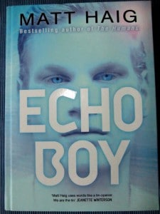 Matt Haig: Echo Boy Hardcover (2014)