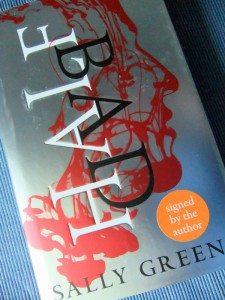 Sally Green: Half Bad Englischer Hardcover (2014)