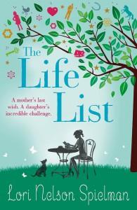 Lori Nelson Spielman: The Life List Englische Ausgabe (2013)