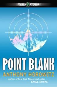 Anthony Horowitz; Point Blanc Englische Taschenbuchausgabe (eines von vielen Covern)