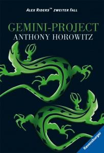 Anthony Horowitz: Gemini-Project Dt. Taschenbuchausgabe (ein weiteres Cover)
