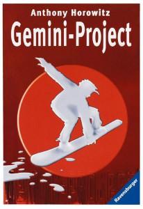 Anthony Horowitz: Gemini-Projekt (Point Blanc) Dt. Taschenbuchausgabe Ravensburger Verlag