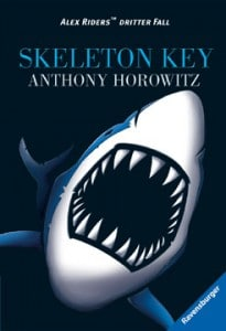 Anthony Horowitz: Skeleton Key Dt. Ausgabe (ab 2005) Covervariante