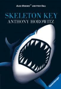 Anthony Horowitz: Skeleton Key Dt. Ausgabe (ab 2005) Covervariante