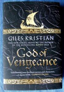 Giles Kristian: God of Vengeance UK-Hardcover (2014)